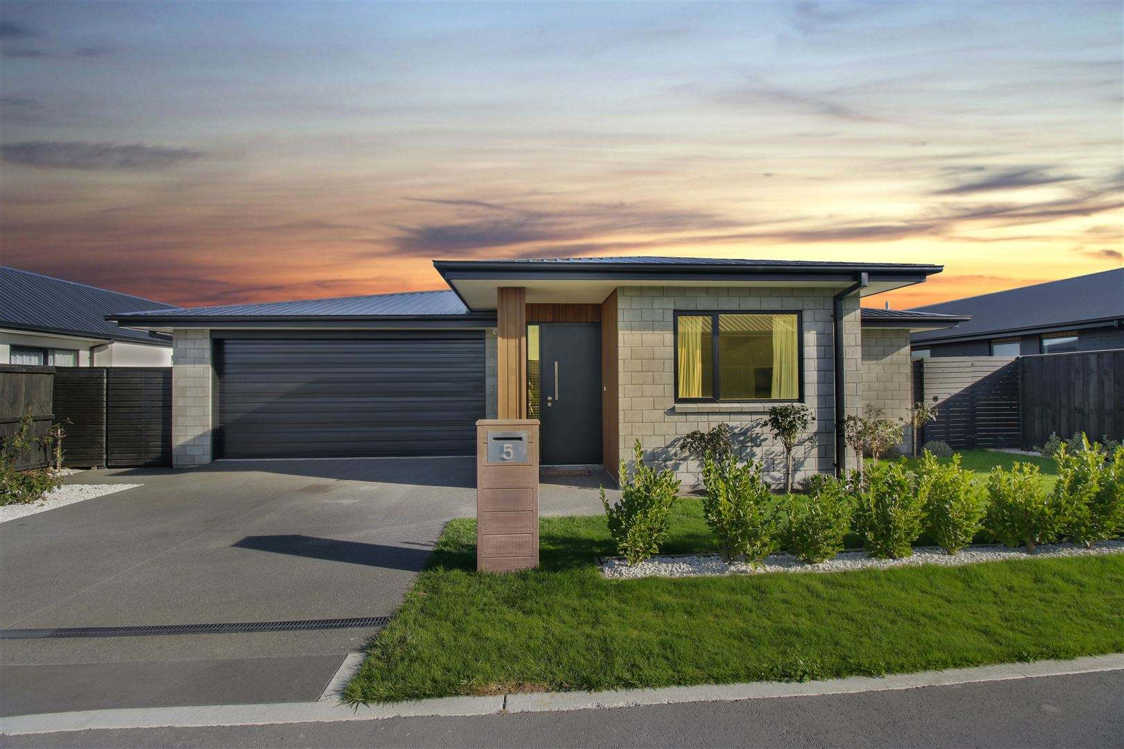 Rolleston 3房 Striking street appeal and thoughtful design