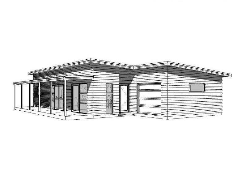 Waipukurau and Surrounds 3房 New Build