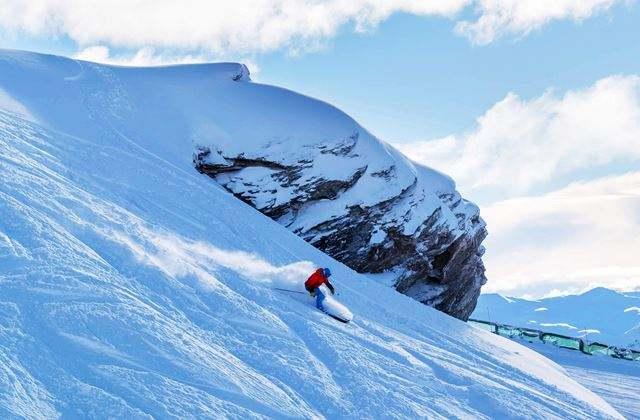 没!雪!了!南岛滑雪场面临大危机