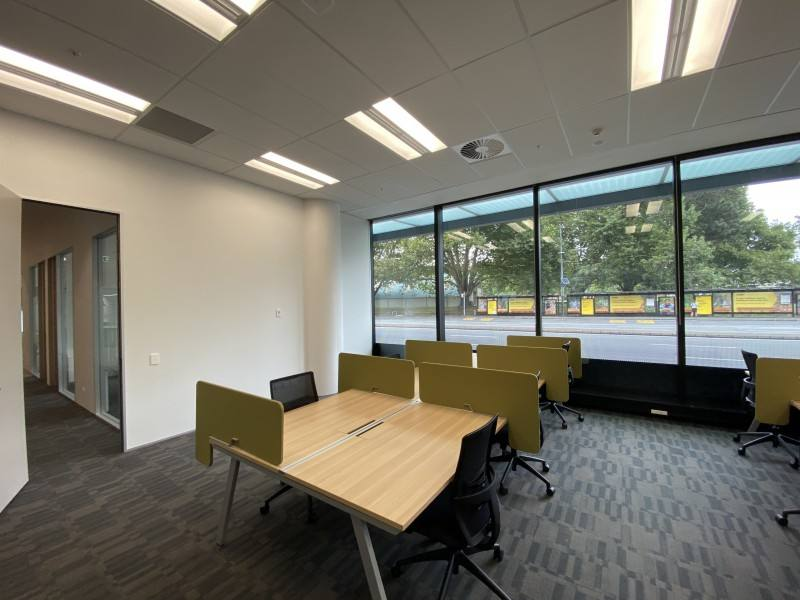 Auckland Central Co-working in Wynyard