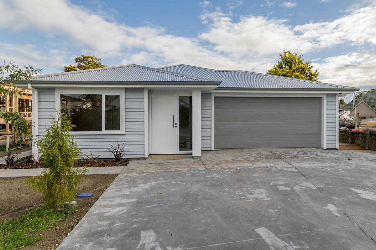 Paraparaumu Beach 3房 Brand New and Crafted for You !!