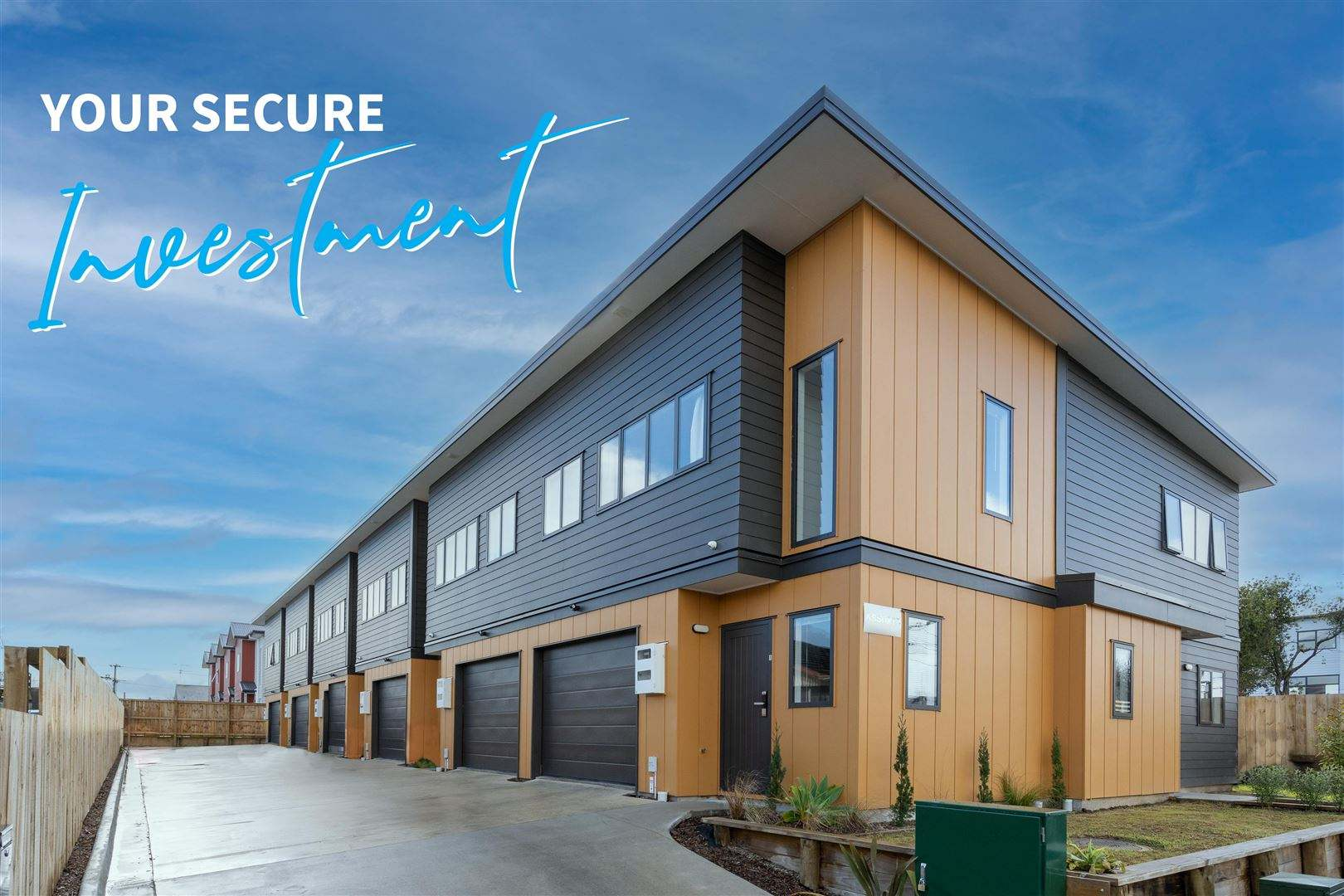 Hamilton East 4房 Your Secure Investment