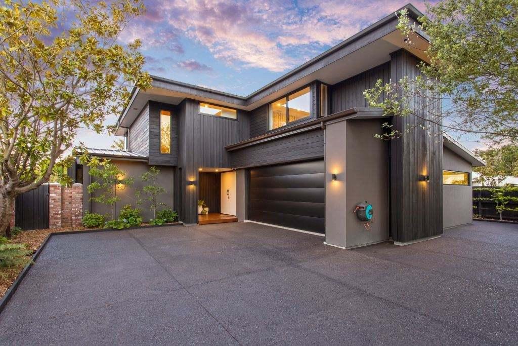 Fendalton 5房 Bold Architecture, Chic Design!