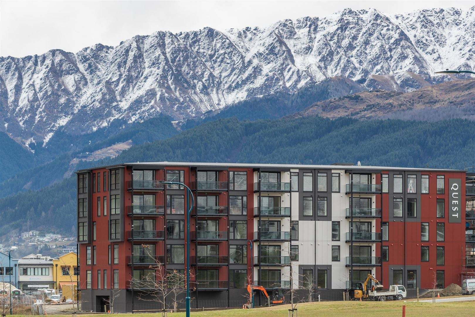 Queenstown 2房 Ease and Elegance - Nevis Apartments