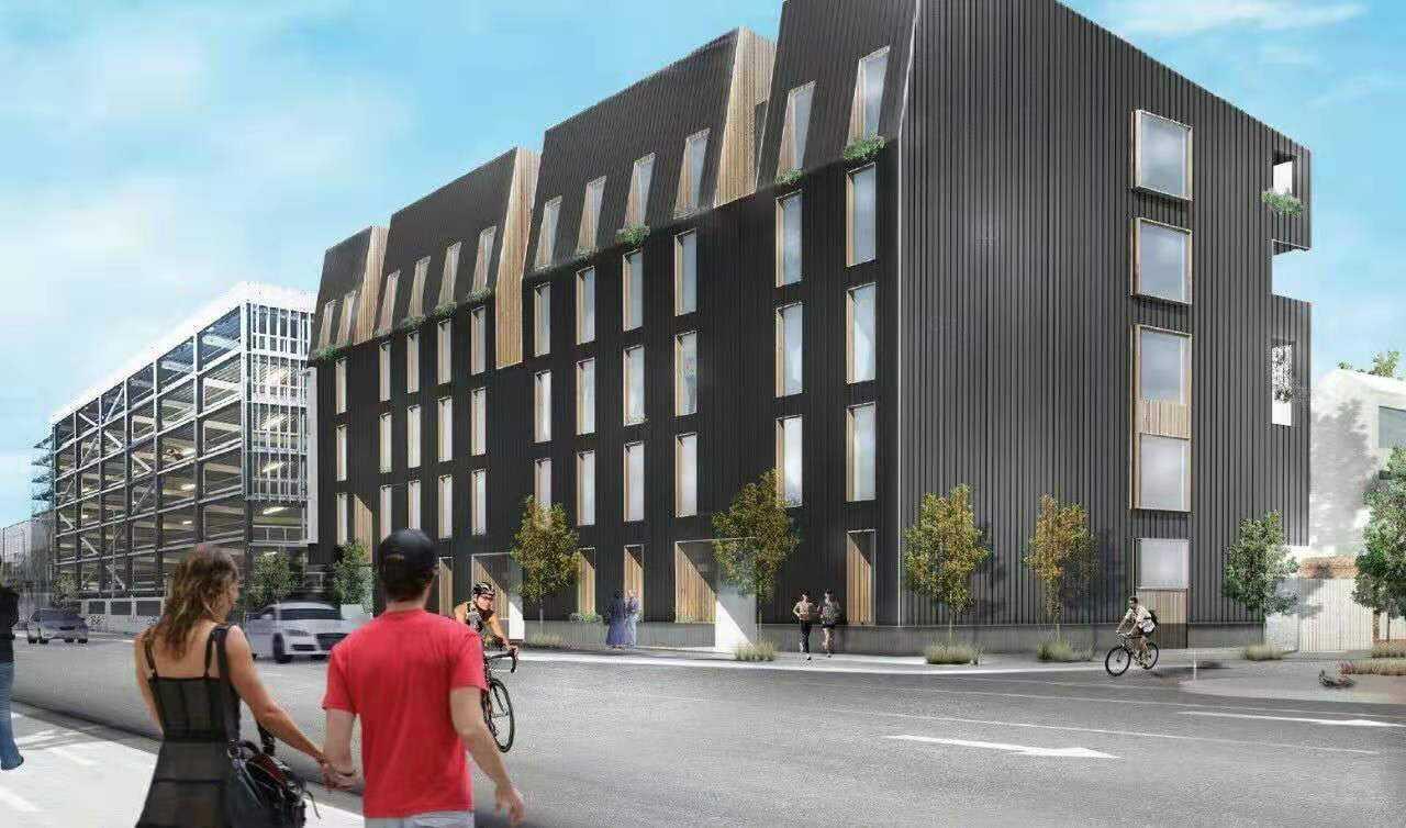 Christchurch Central 2房 高品质市中心公寓,基督城唯一海外买家可购现房!已售8成!