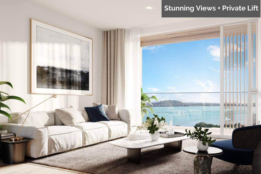 Orakei 3房 Orakei Gem海景城市屋项目 多种精品户型 细节工艺严苛 可负担价格 品位高端生活! Top End Luxury Townhouses In Top Spot