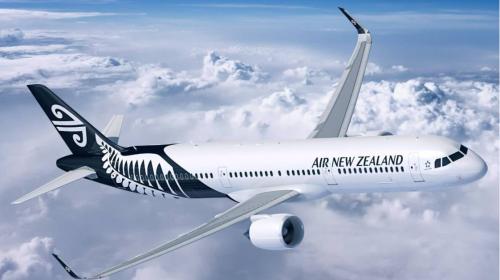 好消息!新西兰航空宣布明年将开通奥克兰直飞因弗卡吉尔航班!