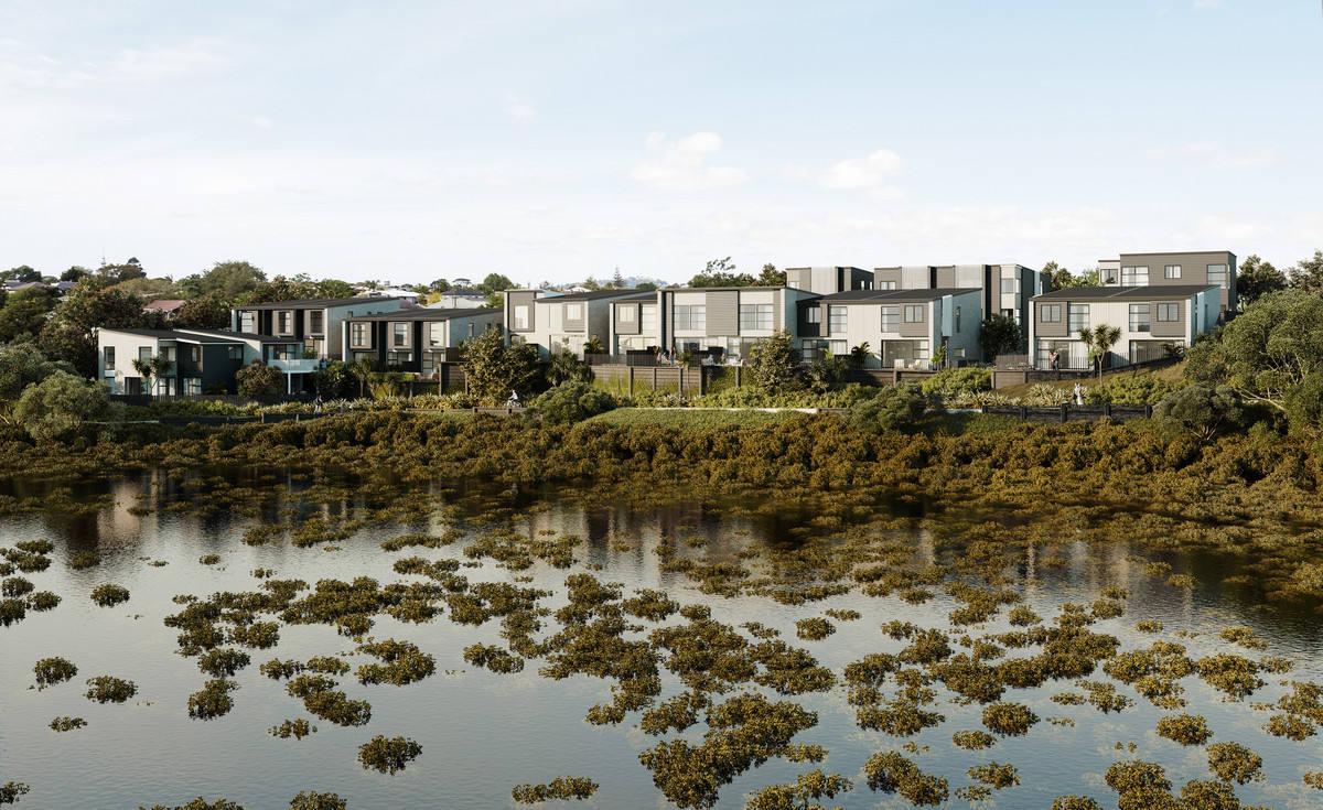 Waterview 4房 海滨愉悦舒居 黄金地段 易于维护 多种户型可选 10年建商质保 繁华与静谧兼得 饱览海港风光! BRAND NEW Homes in Waterview