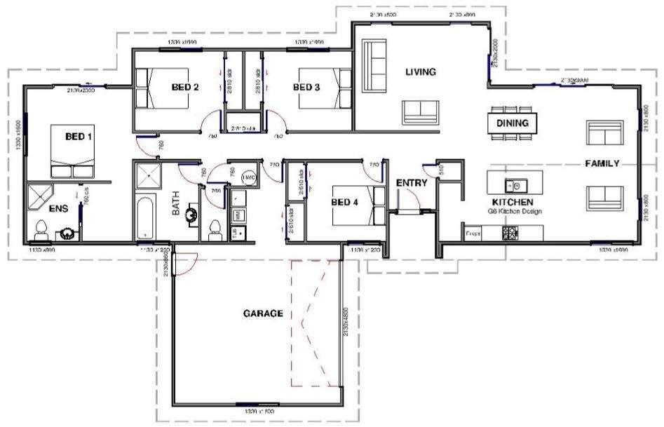 Papakura 4房 住房&土地套餐 定制梦想中的家 抢手核心地段 为生活增资添彩! HOUSE & LAND - 12 Papaview Road, Papakura