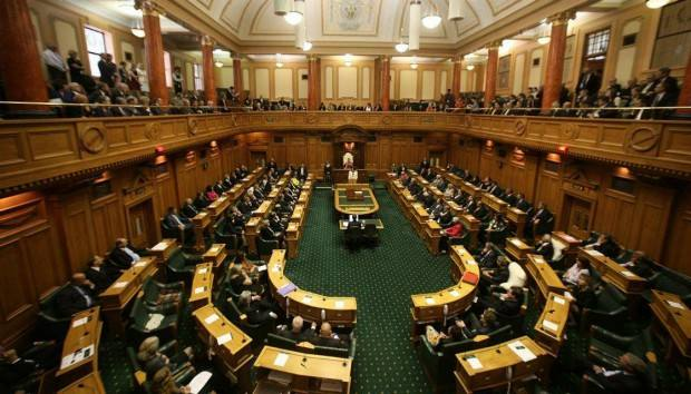 """除了骂""""婊子"""",新西兰议员还在议会上说了哪些不得体的话?"""
