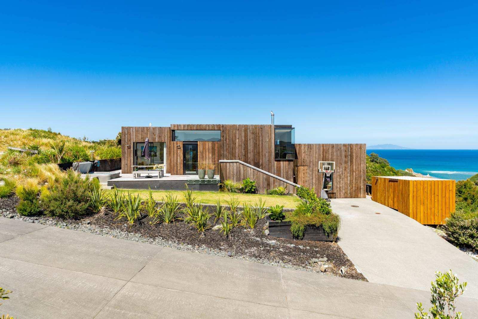 Mangawhai Heads 4房 Coastal Classic, Sensational Views