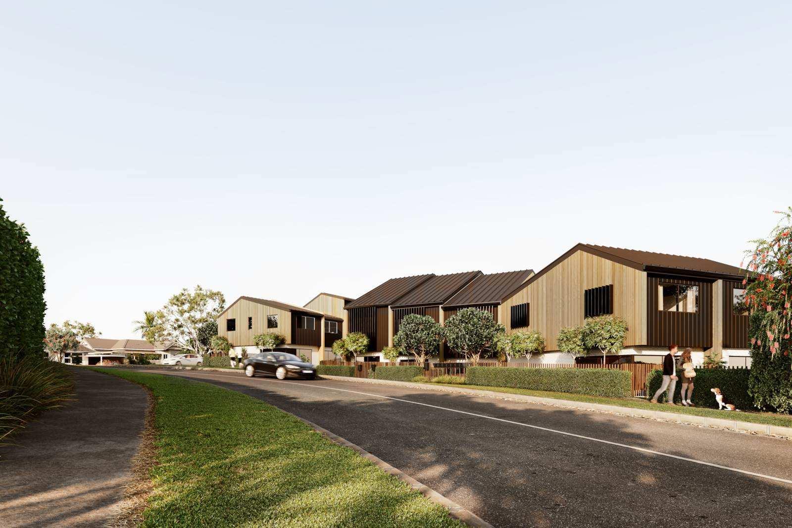 Glendowie 3房 17套全新城市屋 多种户型选择 学区&交通双优 咫尺海滩 首付仅需10%! 17 Brand New Townhouses