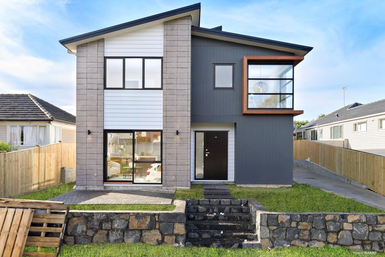 Mount Wellington 3房 全新优质城市屋 零物业费 维护成本低 紧挨Sylvia Park 交通便捷 简直供不应求! Tip-Top Brand New Terraced Townhouse!