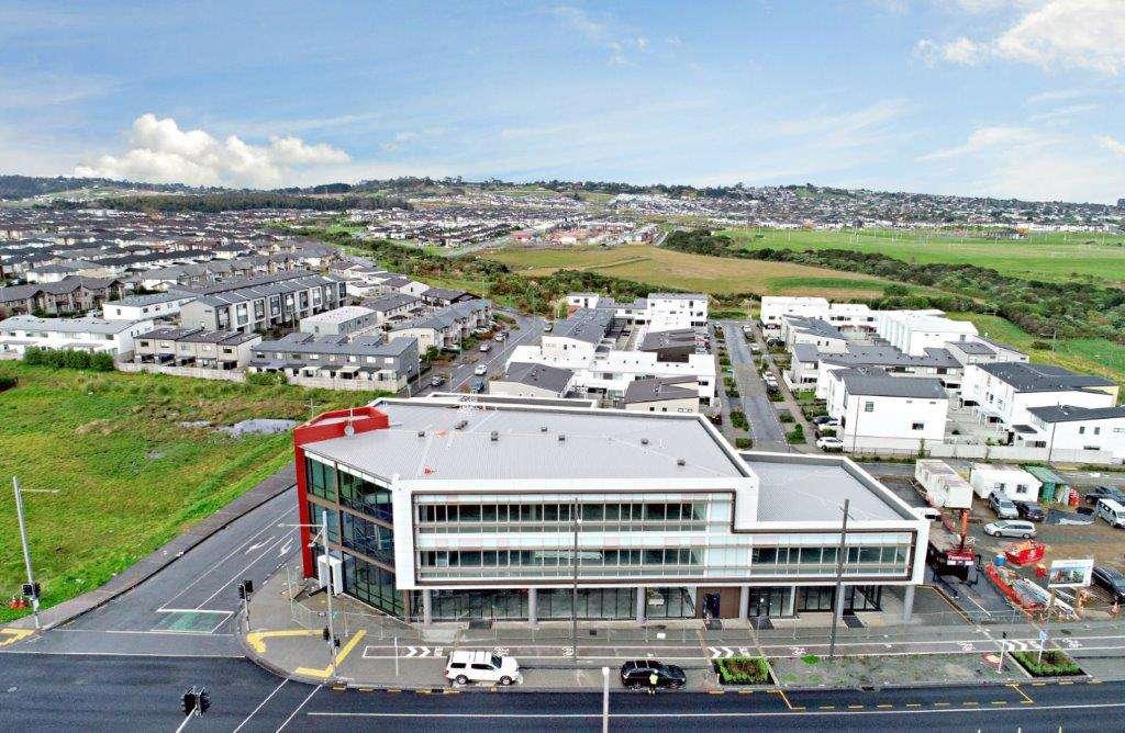 Flat Bush CBRE - Retail Opportunity on Main Road