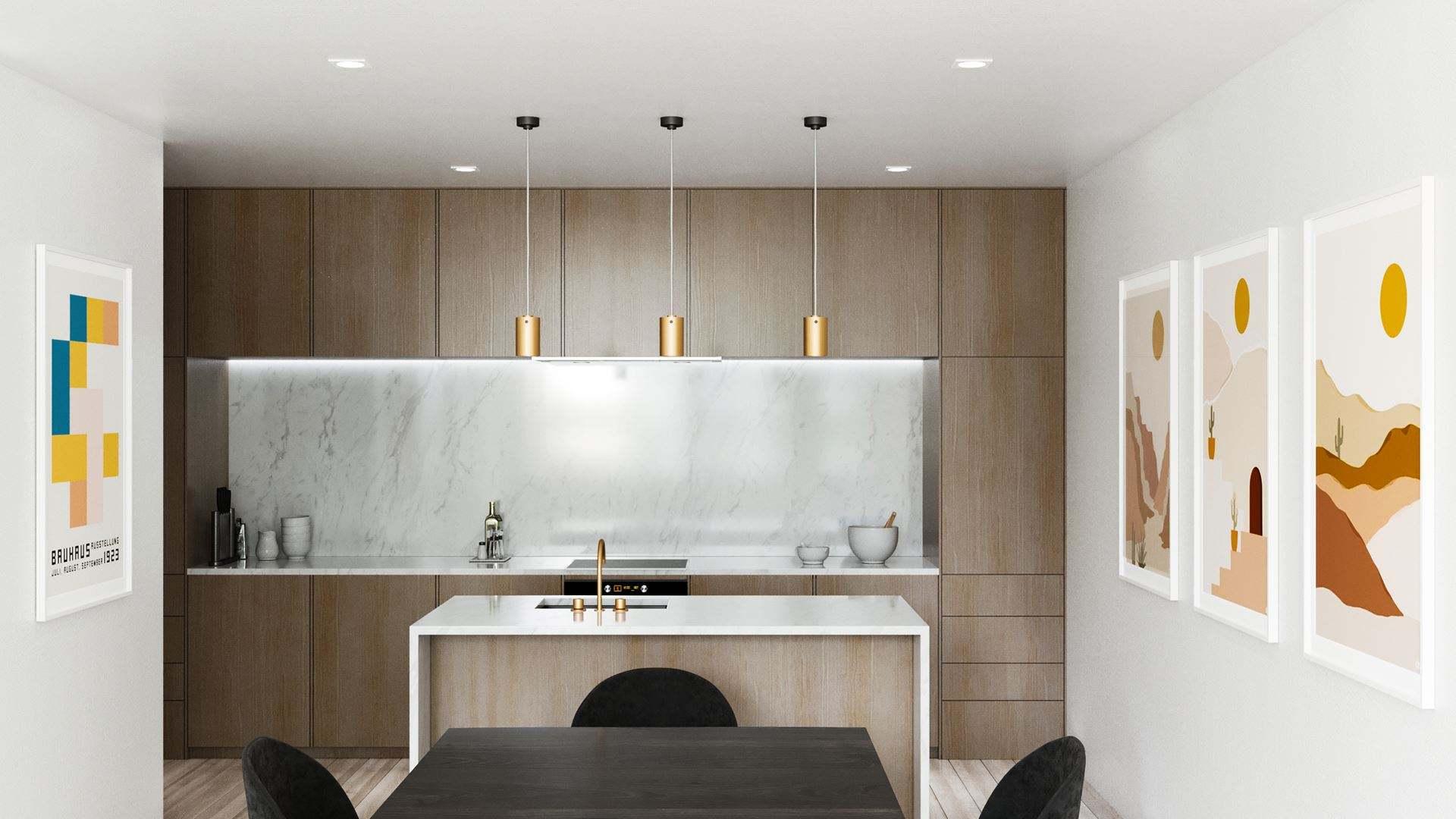 Milford 3房 Milford 110公寓 品质的象征 与湖海为伴 生活至臻至美 资源许可在手 即将动工! Luxury Living - Construction Starting Jan 2021