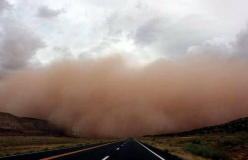 新西兰最近天气很疯狂!雨雪风轮番上阵,接下来沙尘暴恐登场…