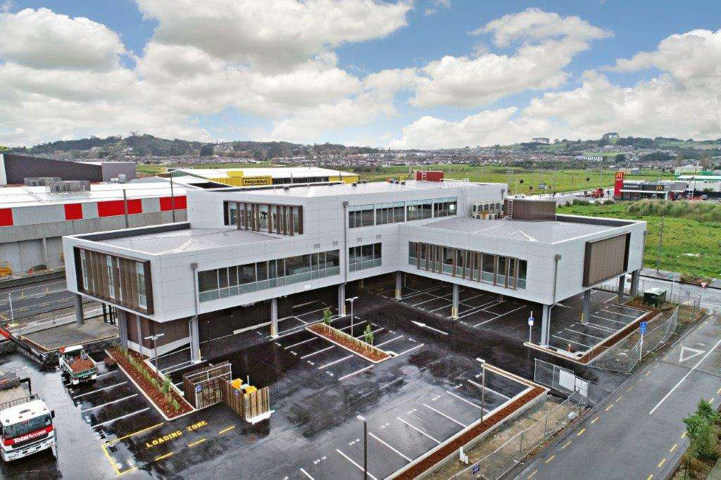 Flat Bush CBRE - Medical Space In New Medical Centre
