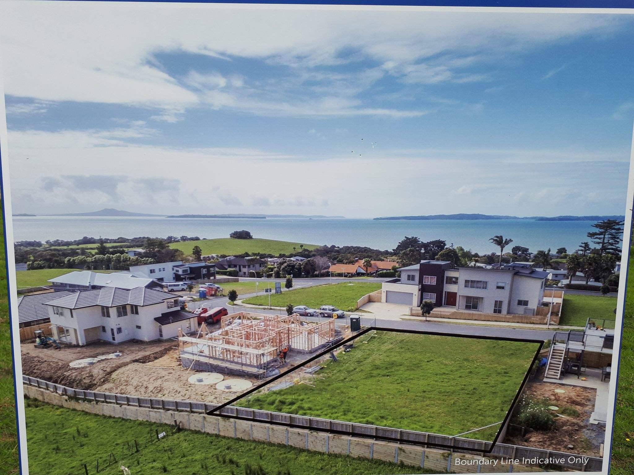 Maraetai 5房 Build your dream home, Great sea view - Maraetai
