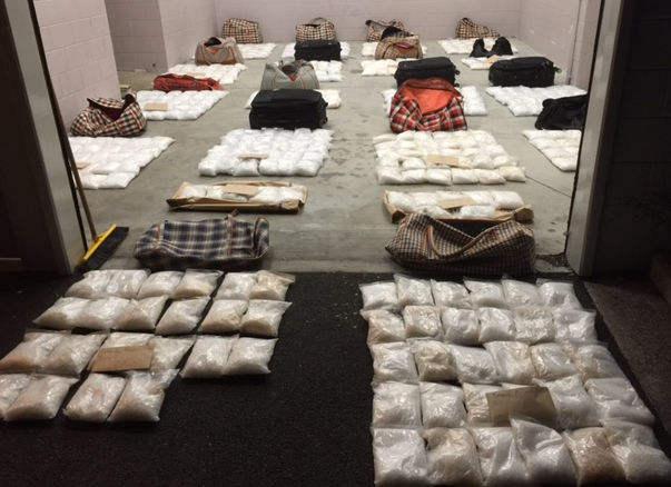 新西兰毒品形势有多严峻?海关今年查获冰毒超一吨!