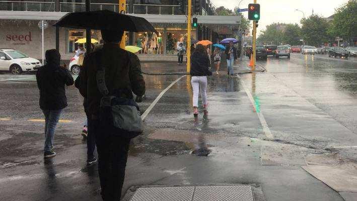 恶劣天气又要来了?本周新西兰将喜提大雨强风……