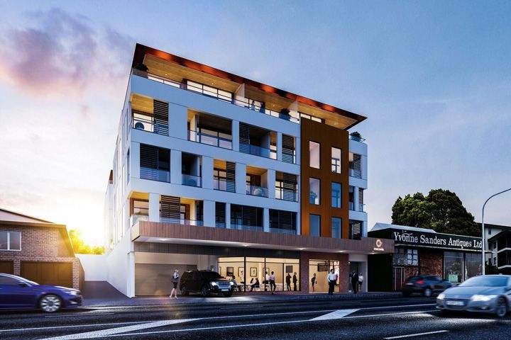 Epsom Central Apartment 中心公寓 轻奢户型私人订制 Golden opportunity to live in Central Auckland