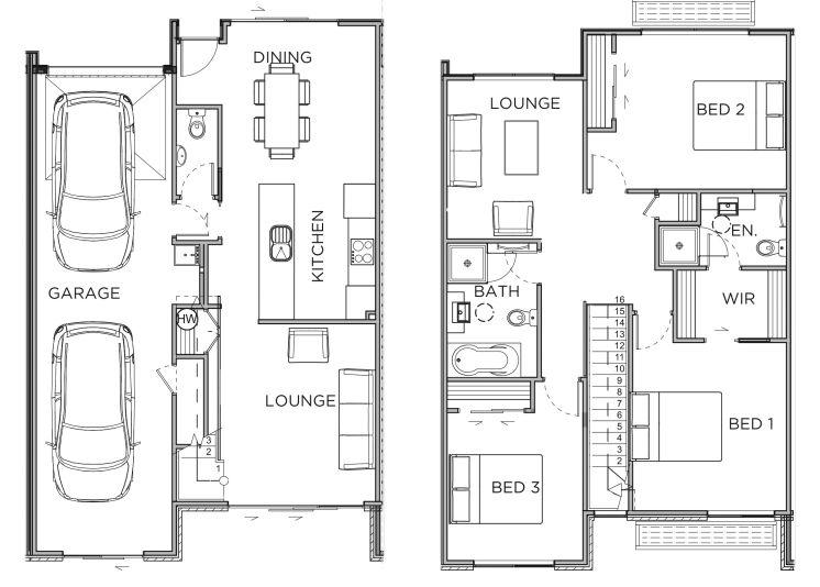Totara Heights 3房 Perfect Location Modern Family Home