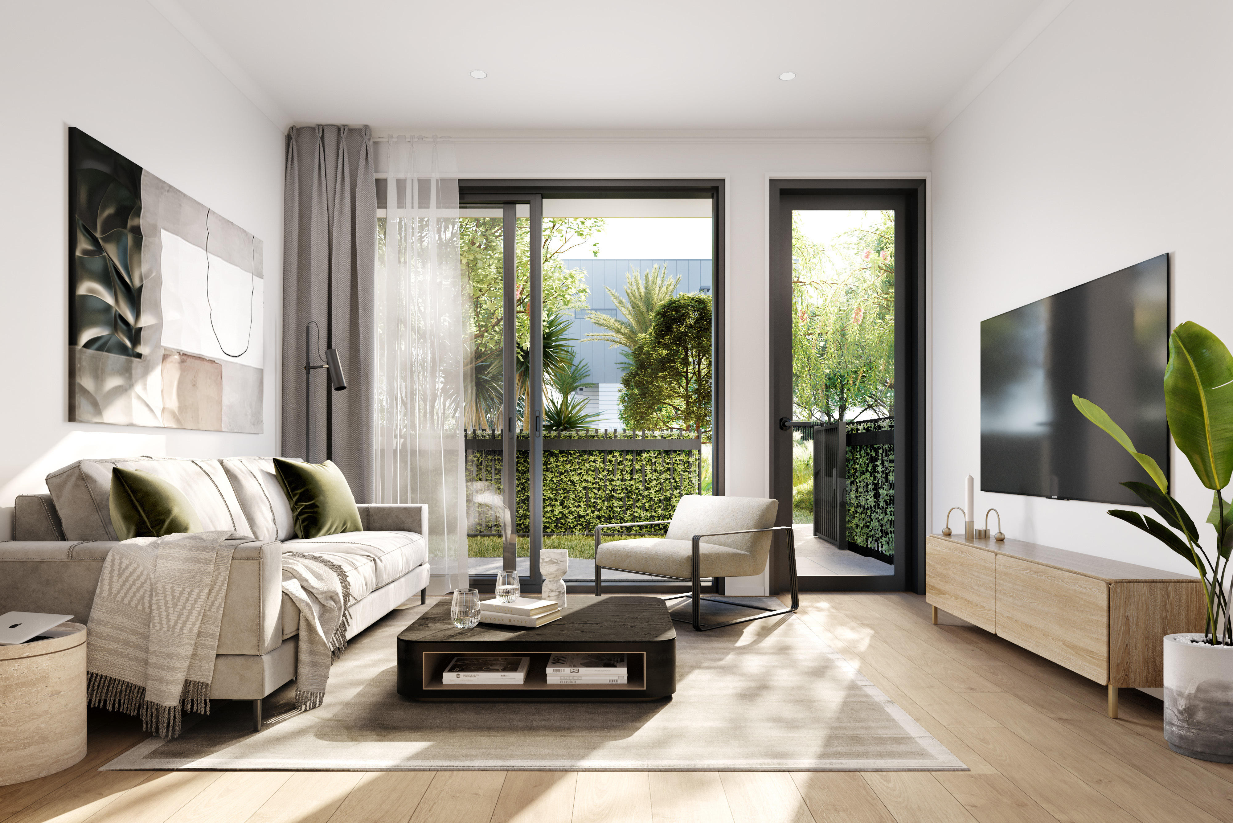 Manukau 2房 Affordable Brand New two-bedroom