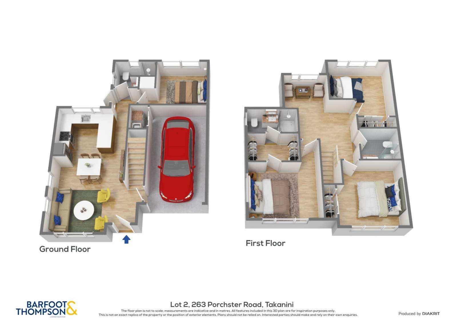 Takanini 4房 全新独立城市屋 高品质高规格 靠近商店&火车站 首付仅需5% 首房/投资完美选择! BRAND NEW STANDALONE FAMILY HOMES!