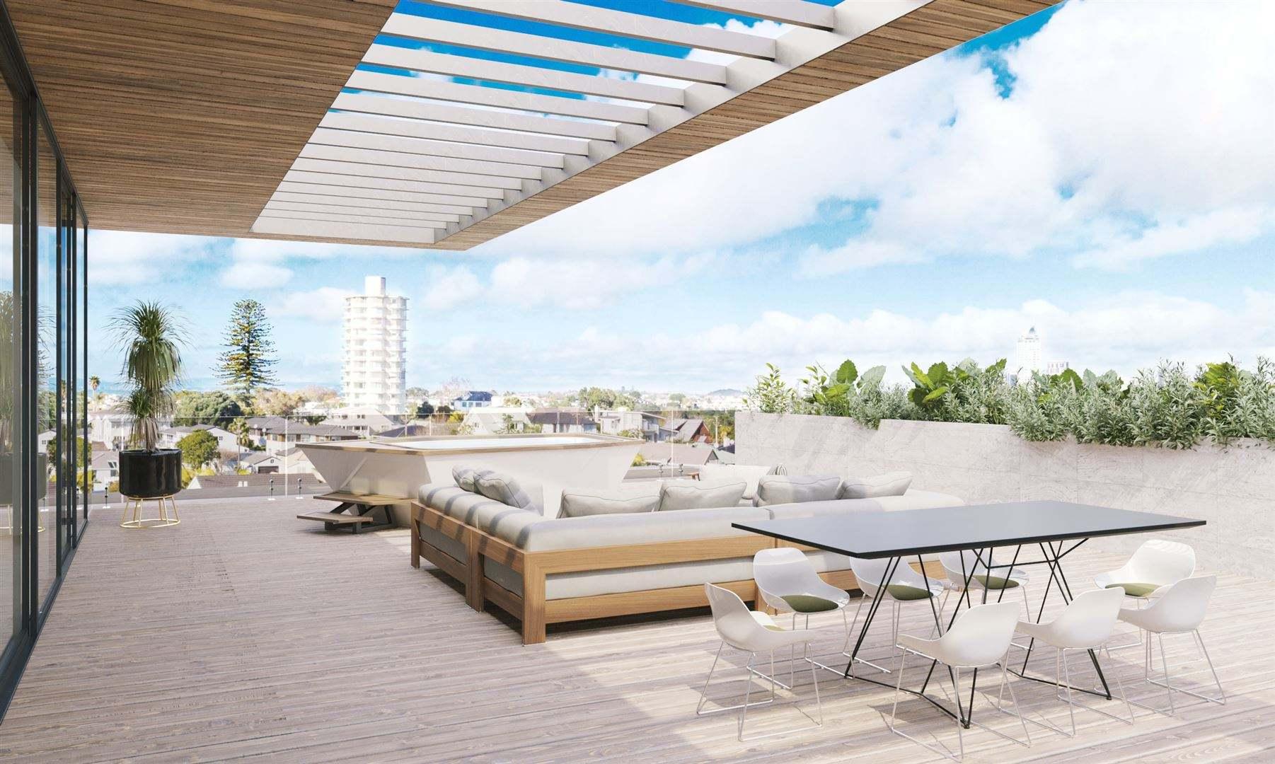 Milford 4房 Milford 110顶层奢寓 Milford桂冠上的明珠 360°无敌视野 与湖海为伴 2021年1月开建! Penthouse 110 - The Crown Jewel of Milford