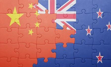 中国新西兰