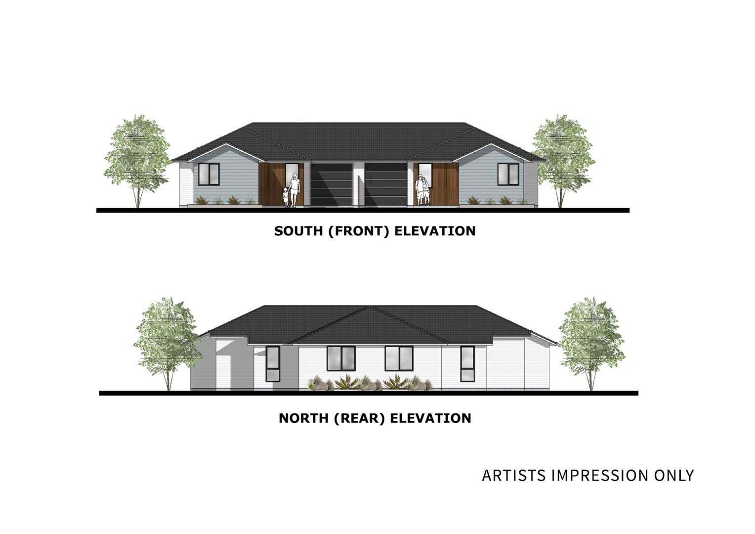 Rototuna North 3房 Freehold - Elite - Location