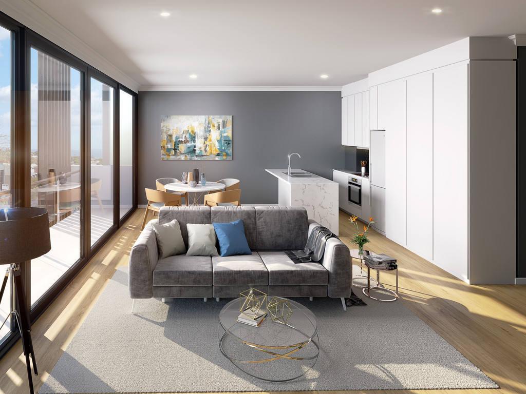 Grey Lynn 1房 开创性公寓理念 大胆张扬设计 毗邻Ponsonby 把握城市动脉! Prime Ponsonby Lifestyle