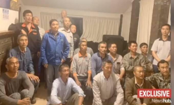 中国民工新西兰被骗续:已经无家可归,渴望政府伸出援手