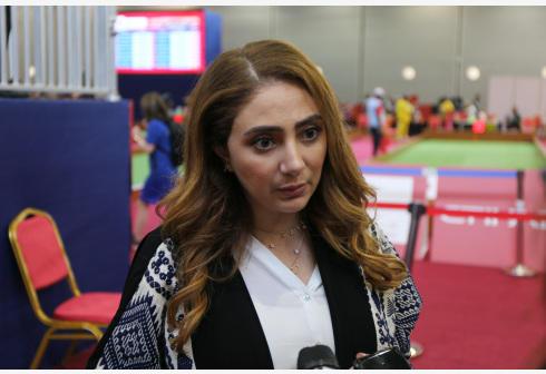 鼓励更多女性参与 阿布扎比特奥会彰显性别平等