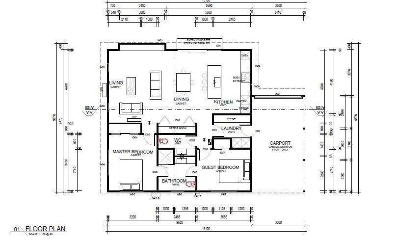 Cromwell 2房 Brand New Affordable Home