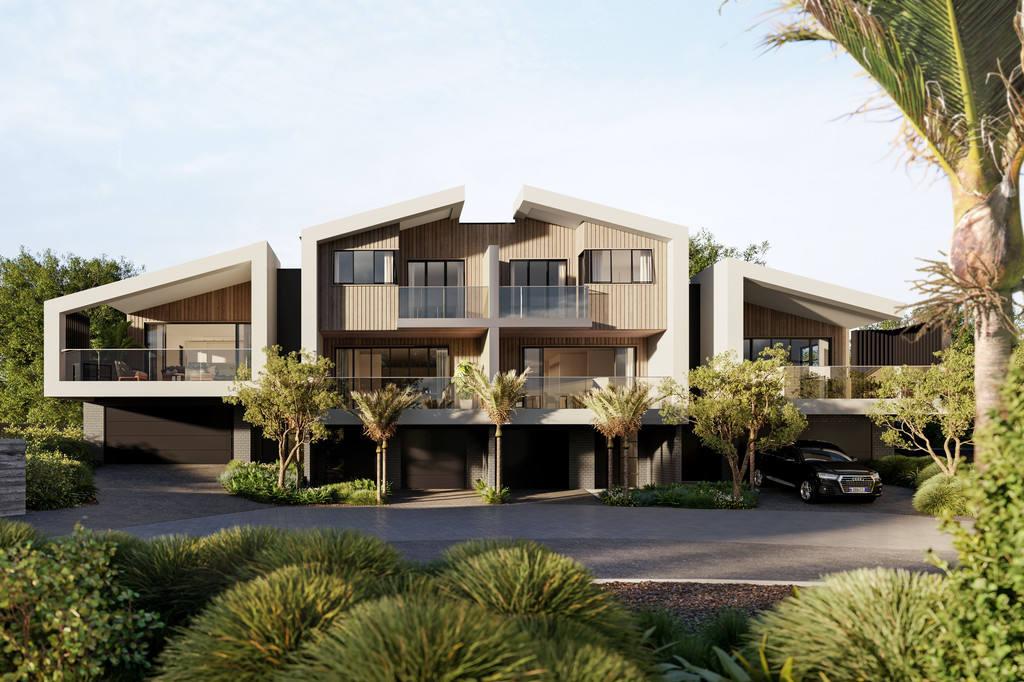 Remuera 4房 全新高品质住宅 顶级双校网 多户型可选 高端家居配套 纵享惬意生活 Securing a Remuera Future - Priced From $2,195,000