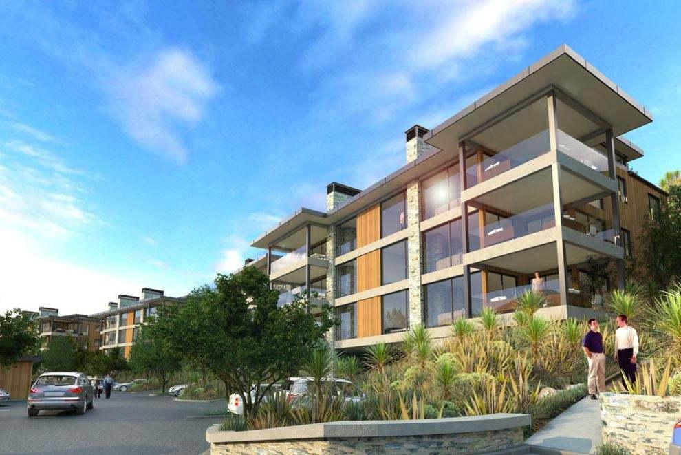Wanaka 3房 Astute Lakeside Investment