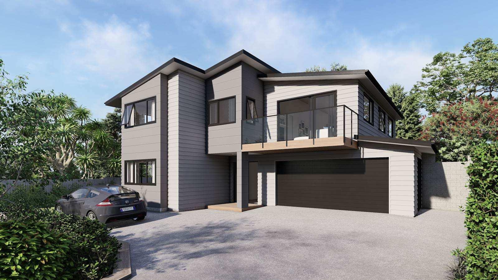 Remuera 3房 全新待建舒宅 好视野优采光 隶属人气双校网 轻松前往CBD 给您一个美好未来! DOUBLE GRAMMAR ZONE - BRAND NEW HOME TO BE BUILT