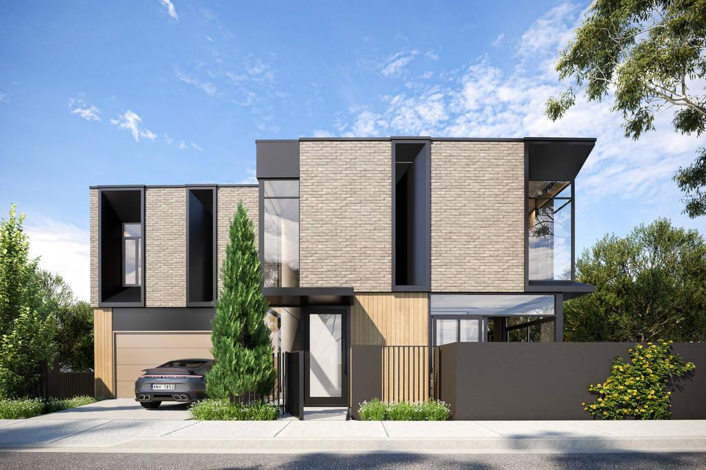 Remuera 5房 双校网全新奢墅 前卫摩登设计 精装顶配呈现 好校云集于此 成就美好人生! Cutting Edge Architectural Design