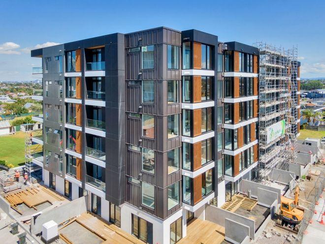 Takapuna The Sargeson精品公寓:塔卡普纳中心最激动人心的全新住宅开发项目!退休生活的绝佳选择! The Sargeson Apartments Takapuna