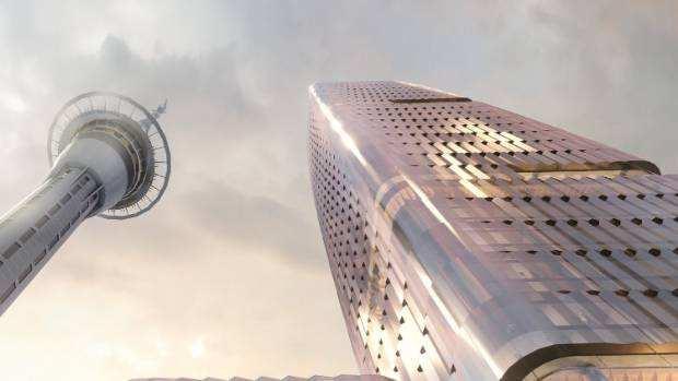 新鲜出炉!奥克兰CBD地标性建筑今日揭晓,造价$2亿果然不同凡响!